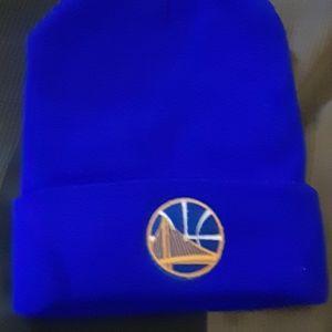 Golden State Warriors royal blue brand new winter